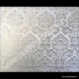 200. Raamfolie ornamenten verticaal (plakfolie voor ramen)