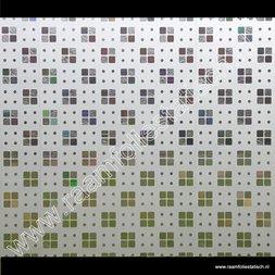 230. Statische raamfolie blok / stip