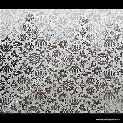 48. Statische raamfolie Ornamenten
