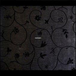 104. Statische textielfolie Mira Negro decobytrium