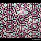 plakfolie mozaiek