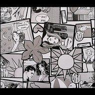 Plakfolie-Comics