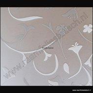 statische raamfolie bloemmotieven deluxe 46cm