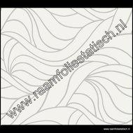 statische raamfolie golven