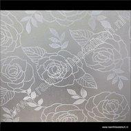 raamfolie rozen 67,5cm