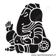 Ganesh-geheel-sticker