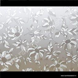 83. Raamfolie damast (plakfolie voor ramen)