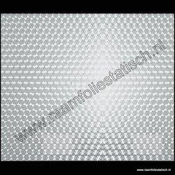 86. Raamfolie rondjes (plakfolie voor ramen)