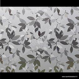 254. Statische raamfolie lente bladeren 67,5cmx1,5m
