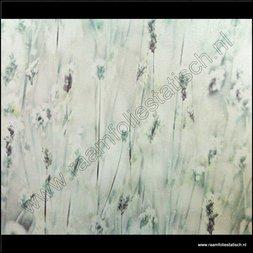 139. Statische raamfolie weidebloemen