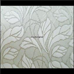 107. Statische textiel raamfolie Breda
