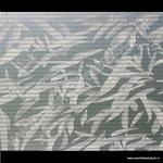 Statische raamfolie Perth 67,5cm