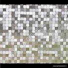 Statische raamfolie 1,5cm Blokjes 67,5cmx1,5m