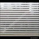 Statische raamfolie horizontale strepen 67,5cm