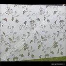 Statische raamfolie Alicia bloemmotieven 70cm x 2meter
