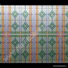 Statische raamfolie glas in lood 67,5cmx1,5m