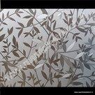 Raamfolie blad verticaal 90cm