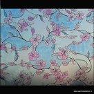 Statische raamfolie Kyoto 67,5cmx1,5m
