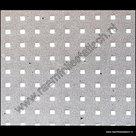 statische raamfolie blokjes wit 45cm x 1,5m