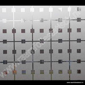 Statische raamfolie Manhattan 67,5cm