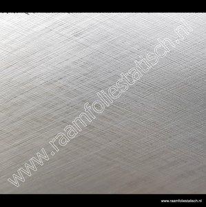 Statische raamfolie Ilva (geborsteld) 45cm