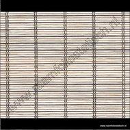 statische raamfolie bamboe