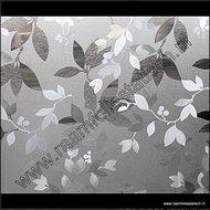 statische raamfolie flowers