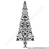 Kerstboom-sticker