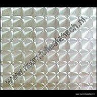 Statische raamfolie vierkanten 3d 67,5cm