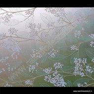Statische raamfolie Nature 90cmx1,5m